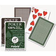 Poker - 100% Kunststoff - Karten