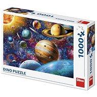 Dino Planeten - Puzzle