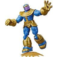 Avengers Bend und Thanos - Figur