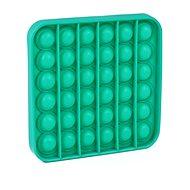 Pop it - Quadrat grün - Gesellschaftsspiel