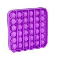 Pop it - Quadrat lila - Gesellschaftsspiel