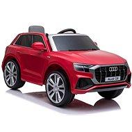 Audi Q8, rot - Elektroauto für Kinder