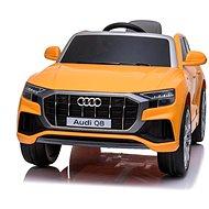 Audi Q8, gelb - Elektroauto für Kinder