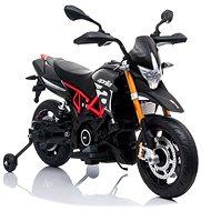 Aprilia Dorsoduro 900, grau - Elektromotorrad für Kinder