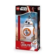 b1b7e95b7afa Leuchtender Schlüsselring Lego Star Wars BB8 Schlüsselanhänger mit  beleuchteter Figur