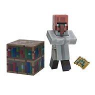 Minecraft-Bibliothek - Figur