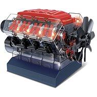 Motor V8-Modell - Stemmex - Elektronischer Baukasten