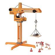 Hape Holzkran - Holzspielzeug