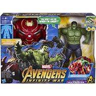 Rächer Hulk und Hulkbuster - Figur
