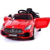 Mercedes-Benz GTR rot - Elektroauto für Kinder