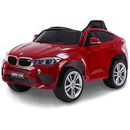 BMW X6M NEW - einzeln, rot lackiert - Elektroauto für Kinder