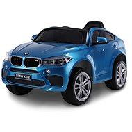 BMW X6M NEW - Einzelsitz, blau lackiert - Elektroauto für Kinder