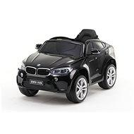 BMW X6M NEW - single, schwarz - Elektroauto für Kinder