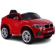 BMW X6M NEU - einzeln, rot - Elektroauto für Kinder