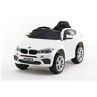 BMW X6M NEW - Einzelsitz, weiß - Elektroauto für Kinder