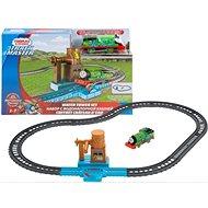 Thomas die Lokomotive Grundfahrbahn mit Maschine - Spielset