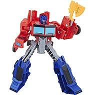 Transformers Cyberverse Krieger Optimus Prime - Figur