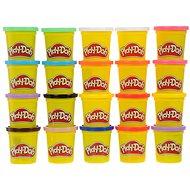 Play-Doh Große Packung mit 20 Stück - Knetmasse