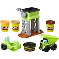 Play-Doh Wheels Steinbruch - DIY für Kinder