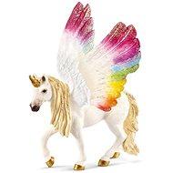 Schleich 70576 Regenbogen-Einhorn mit Flügeln