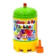 Helium für Ballons 15 - Spielset