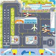 Flughafen - Schaum-Puzzle