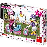 Dino Minnie in Paris 24 Teile - Puzzle