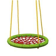 Woody Rocking Ring (Durchmesser 83 cm) - grün-rot - Schaukel