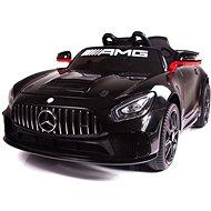 Mercedes-Benz GT4, schwarz - Elektroauto für Kinder