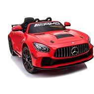 Mercedes-Benz GT4, rot - Elektroauto für Kinder