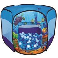 Unterwasserzelt mit Bällen - Spielzelt
