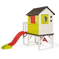 Smoby Spielhaus auf Stelzen mit Rutsche - Spielplatz-Zubehör