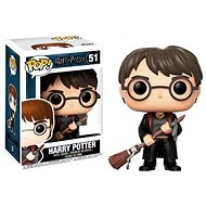 Harry Potter - Harry Potter mit Feuerblitz - Figur