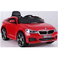 BMW 6GT, rot - Elektroauto für Kinder