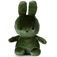 Miffy Sitting Velvet Moss Green