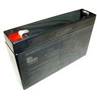 Batterie 6V7Ah - Ersatzbatterie