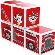Magicube Paw Patrol Feuerwehr - Magnetischer Baukasten