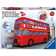 Ravensburger 3D Puzzle 125340 London Bus