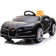 Bugatti Chiron - schwarz - Elektroauto für Kinder