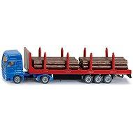 Metall-Modell SIKU Blister - Heavy Duty Transporter - Metall-Model
