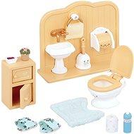 Sylvanian Families Toiletten-Set Puppenhauszubehör - Spielset