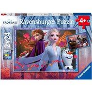 Ravensburgser 050109 Disney Frozen 2 2x24 Stück - Puzzle