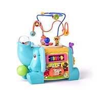 Niny Didaktik Elefant mit Labyrinth - Spielzeug für die Kleinsten