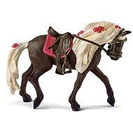 Schleich 42469 Horse Club Spielset - Rocky Mountain Horse Stute Pferdeshow - Figur