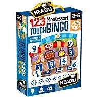 Montessori - Taktiles Bingo - Gesellschaftsspiel