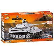 Cobi World of Tanks Tiger I - Bausatz