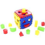 Rappa Sortierwürfel für die Kleinsten - Spielzeug für die Kleinsten