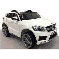Mercedes-Benz und AMG 45 Weiß - Elektroauto für Kinder