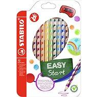 STABILO Easycolours für Rechtshänder 12 Stück - Buntstifte