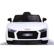 Audi R8 Spyder – bílé - Elektroauto für Kinder